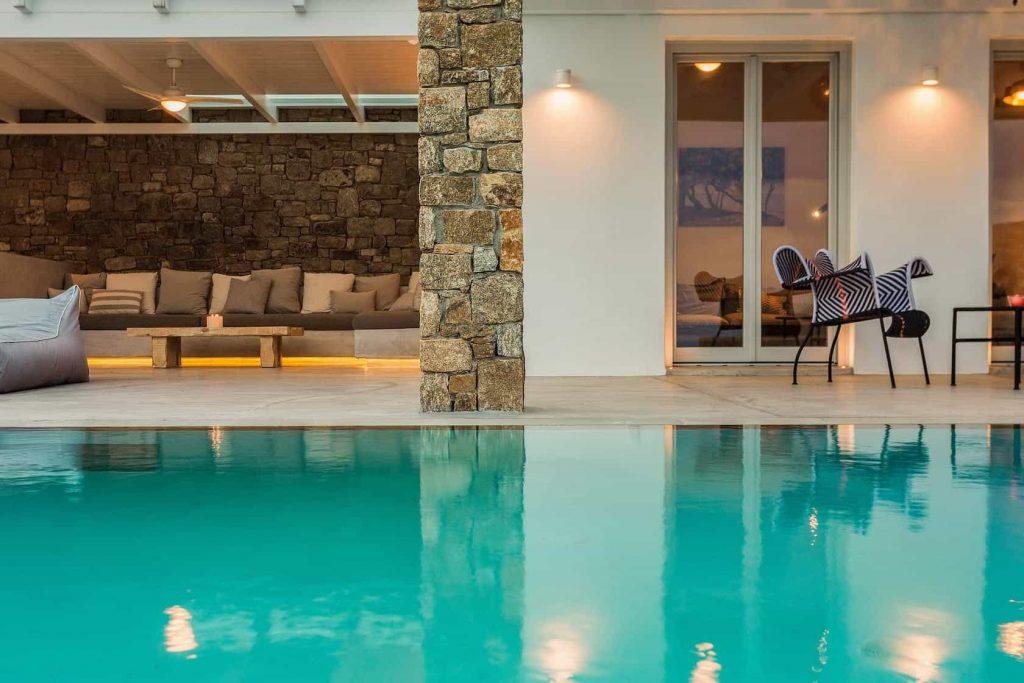 Mykonos luxury villa EliaII33