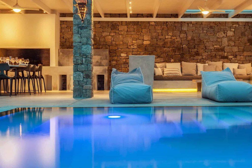 Mykonos luxury villa EliaII34