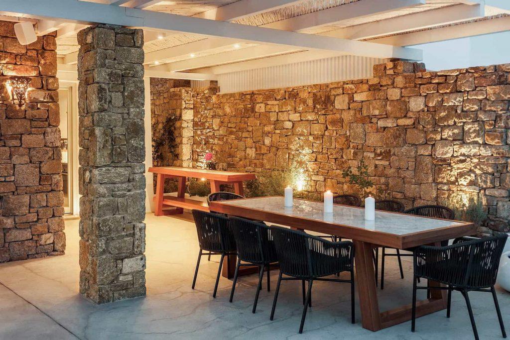 Mykonos luxury villa EliaII35