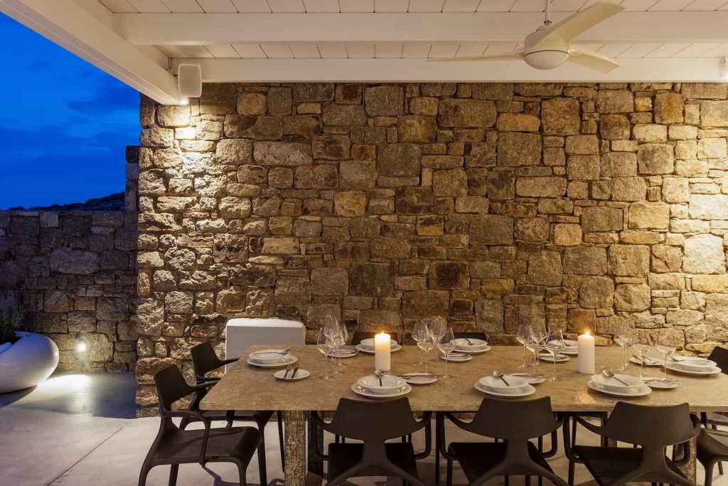 Mykonos luxury villa EliaII36