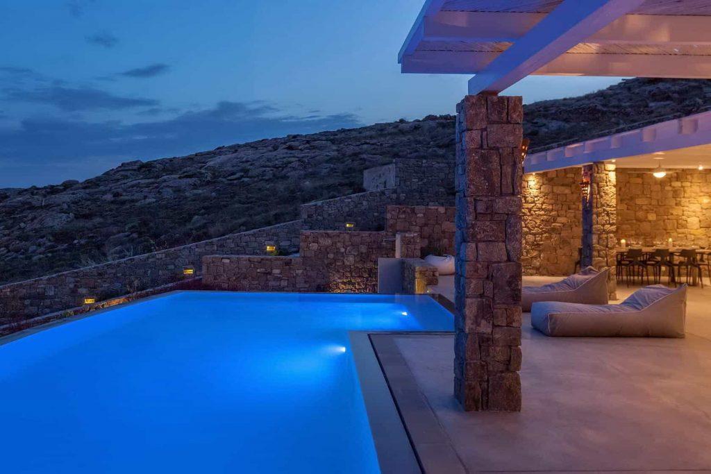 Mykonos luxury villa EliaII37