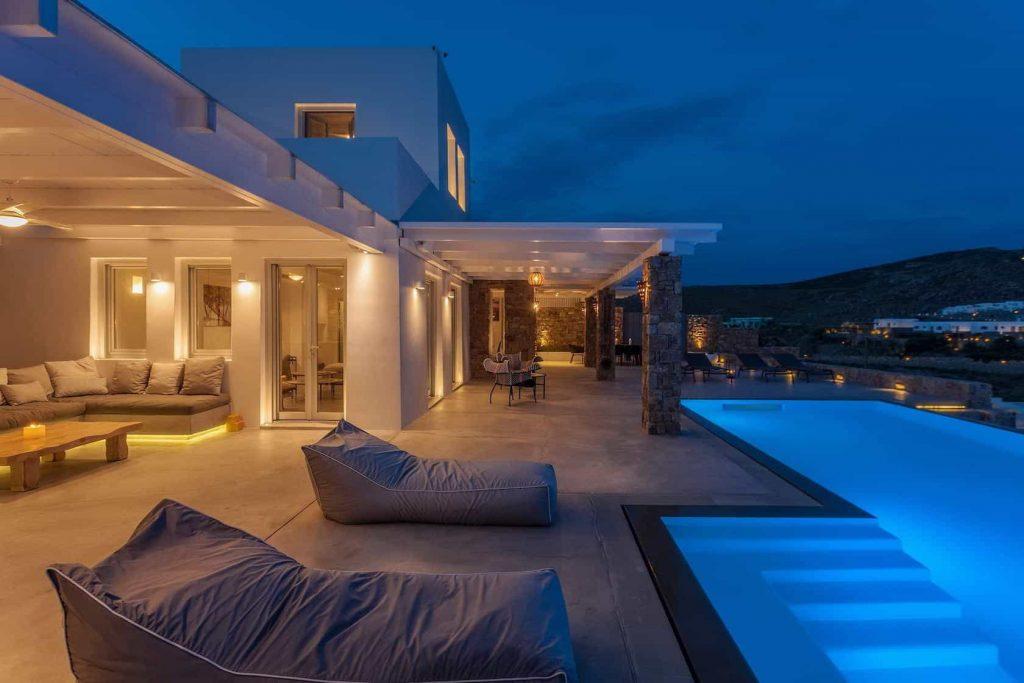 Mykonos luxury villa EliaII38