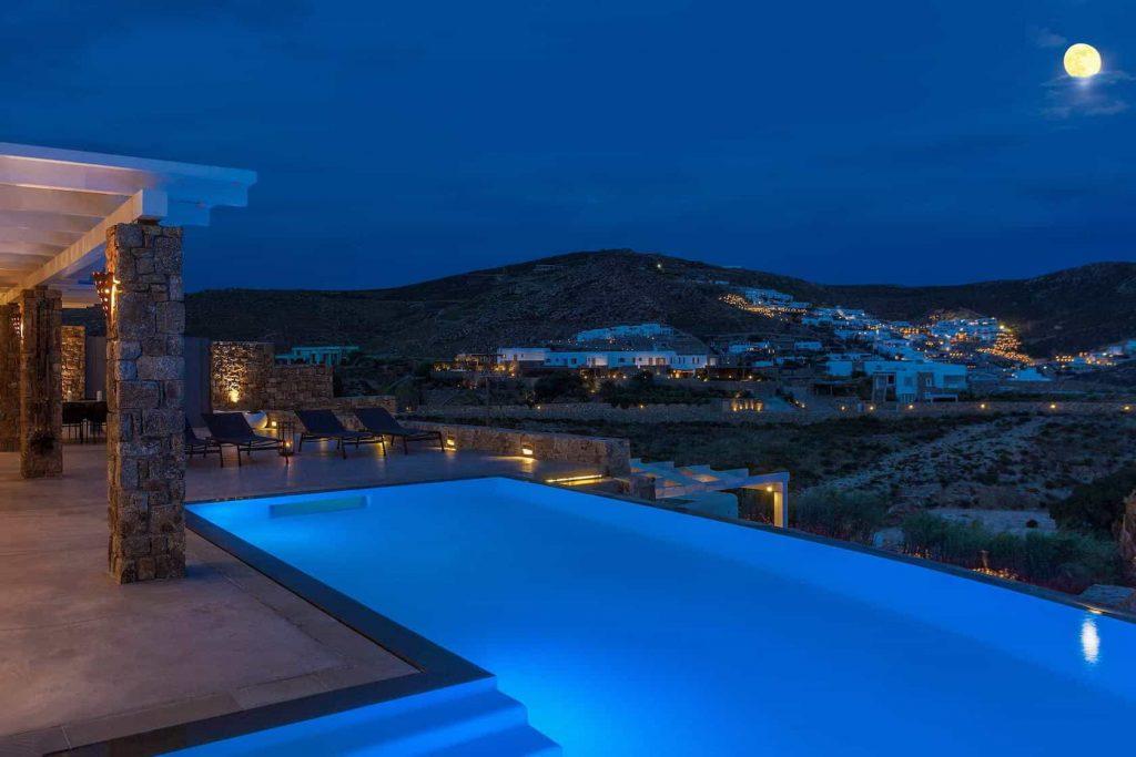 Mykonos luxury villa EliaII39