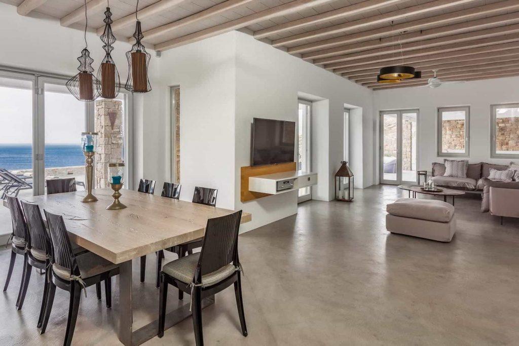 Mykonos luxury villa EliaII4