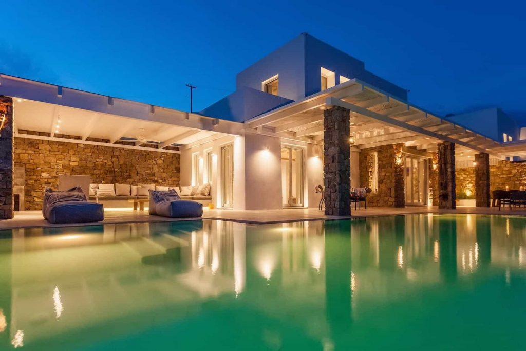 Mykonos luxury villa EliaII40
