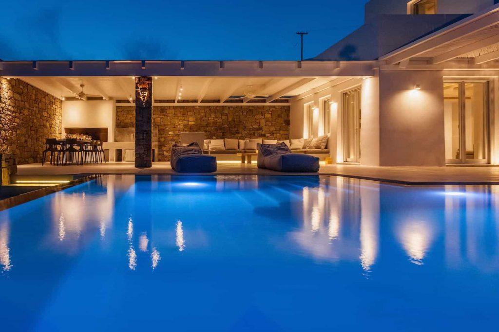 Mykonos luxury villa EliaII41