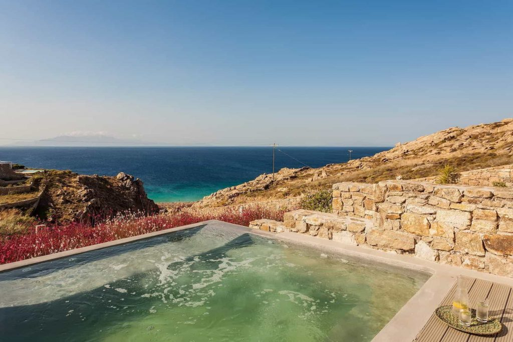 Mykonos luxury villa EliaII46