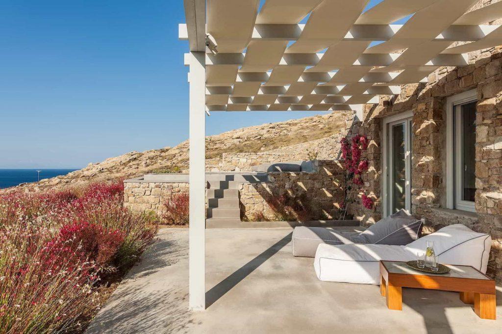 Mykonos luxury villa EliaII47