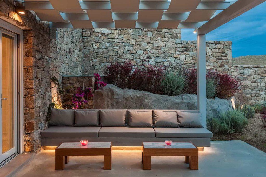 Mykonos luxury villa EliaII48