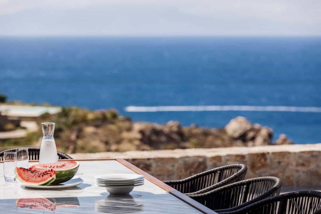Mykonos luxury villa EliaII50