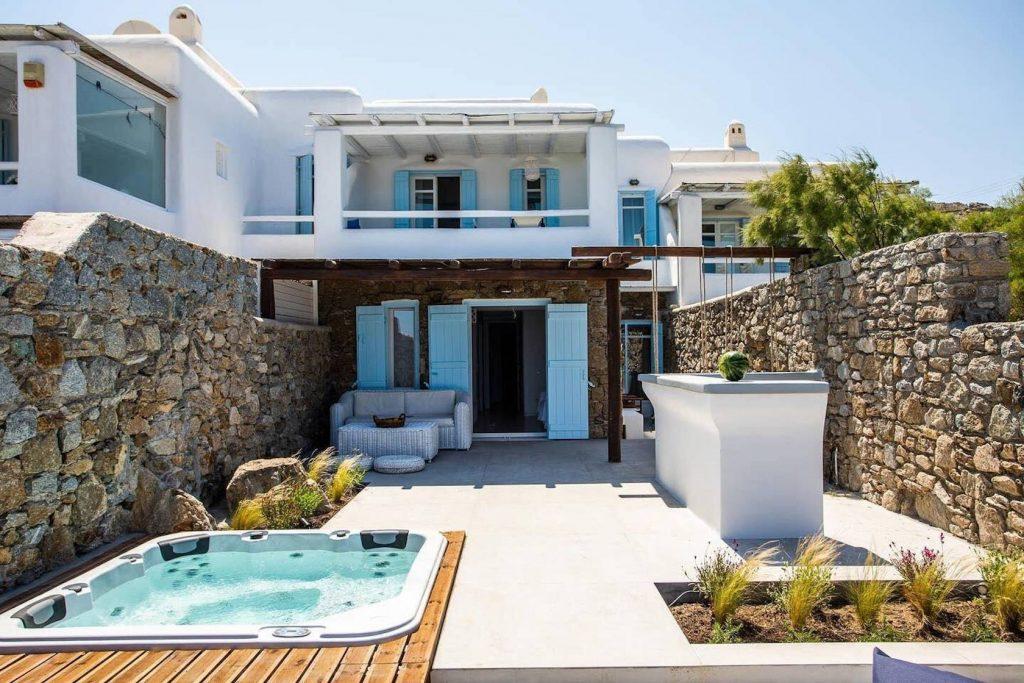 Mykonos Luxury Villa Elisa 10