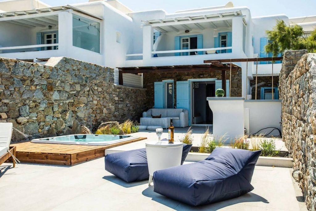 Mykonos Luxury Villa Elisa 16