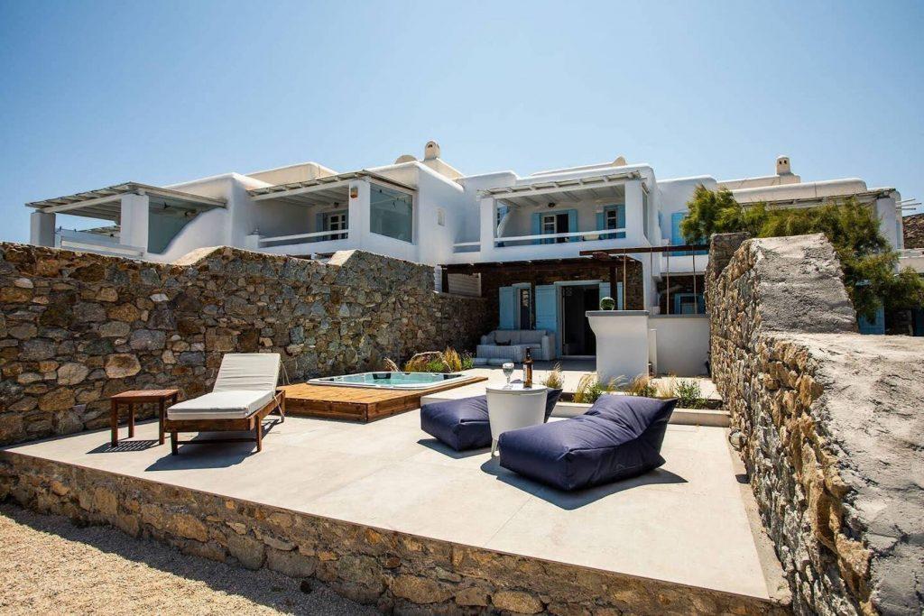 Mykonos Luxury Villa Elisa 21
