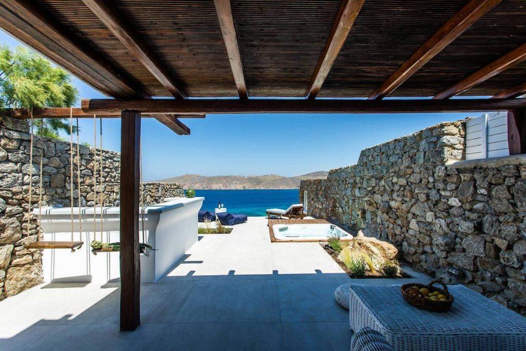 Mykonos Luxury Villa Elisa 4