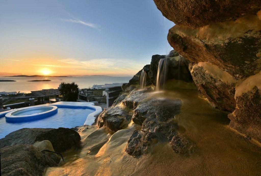 Mykonos luxury villa Ethereal1
