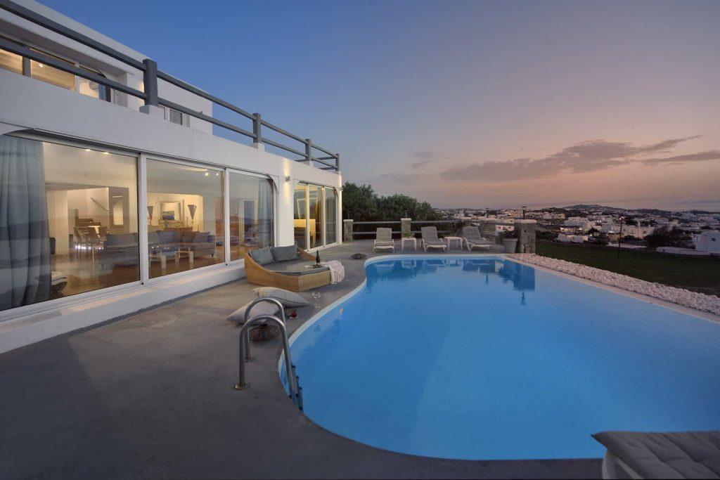 Mykonos luxury villa Ethereal11