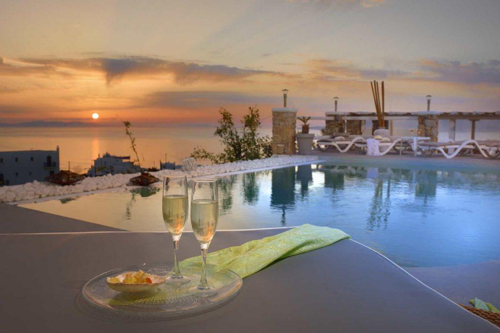 Mykonos luxury villa Ethereal18