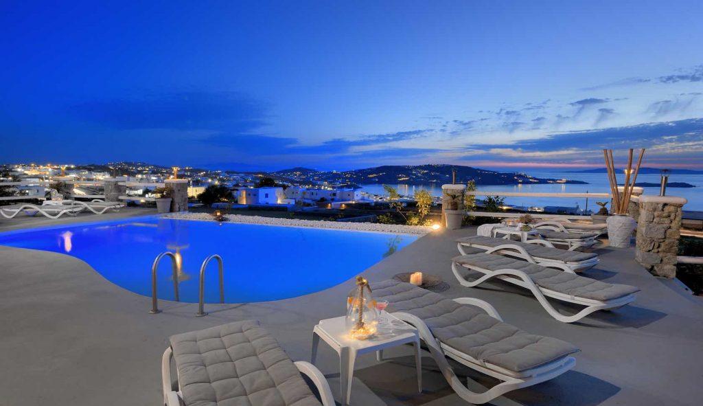 Mykonos luxury villa Ethereal19