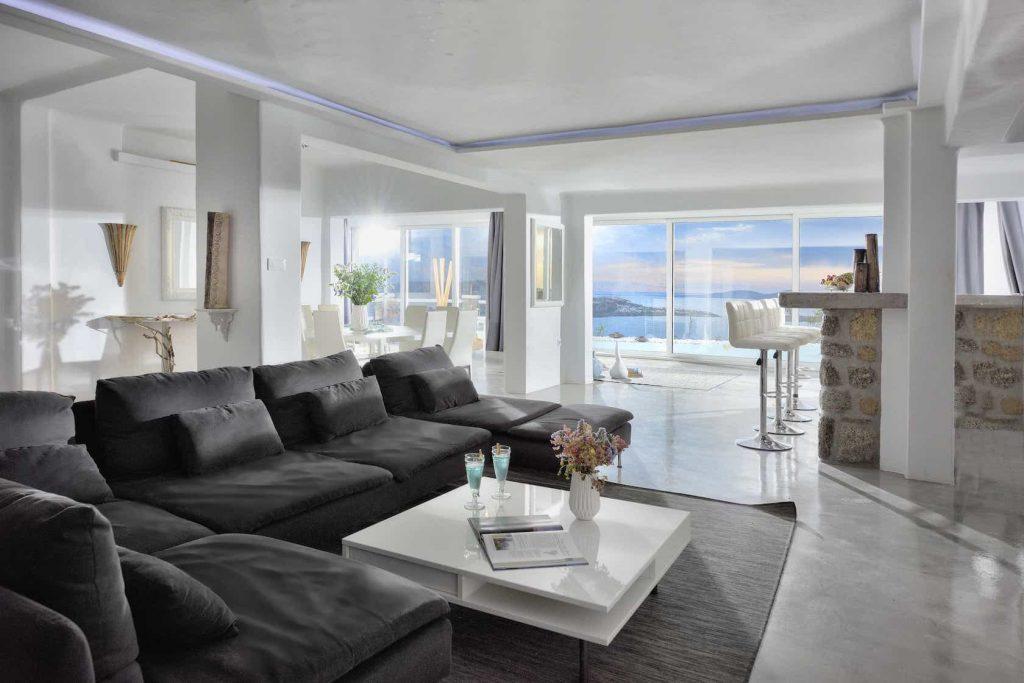 Mykonos luxury villa Ethereal22