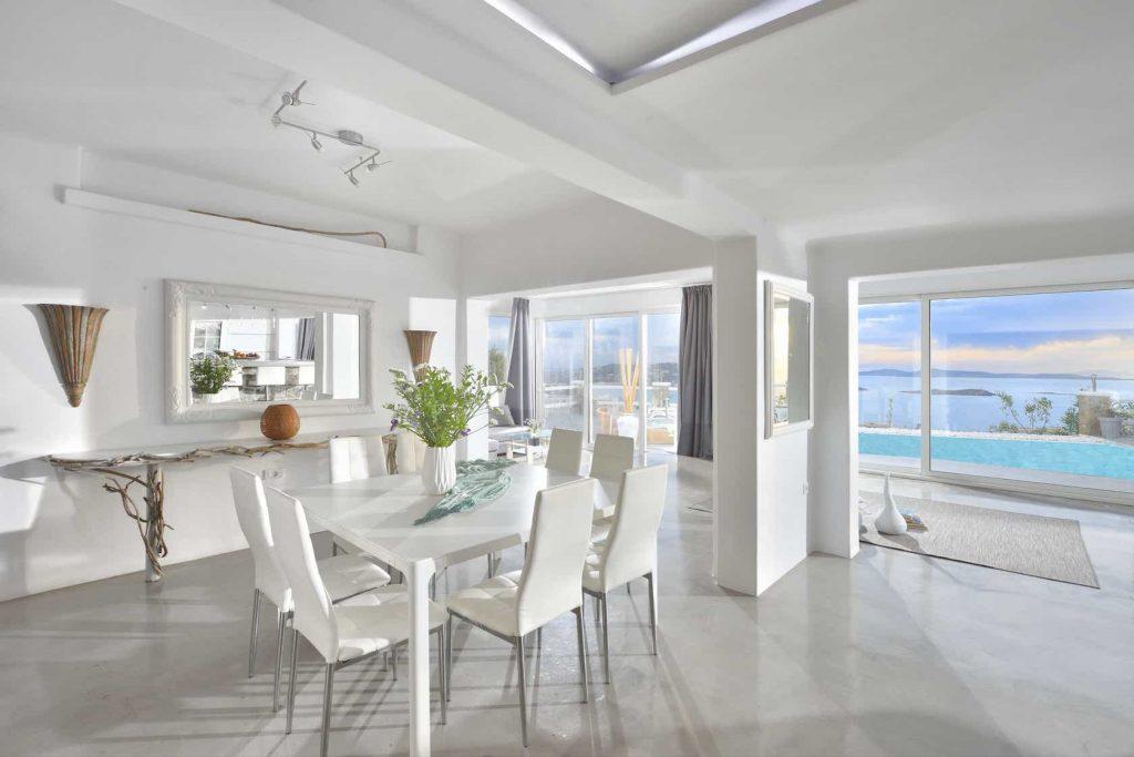 Mykonos luxury villa Ethereal23