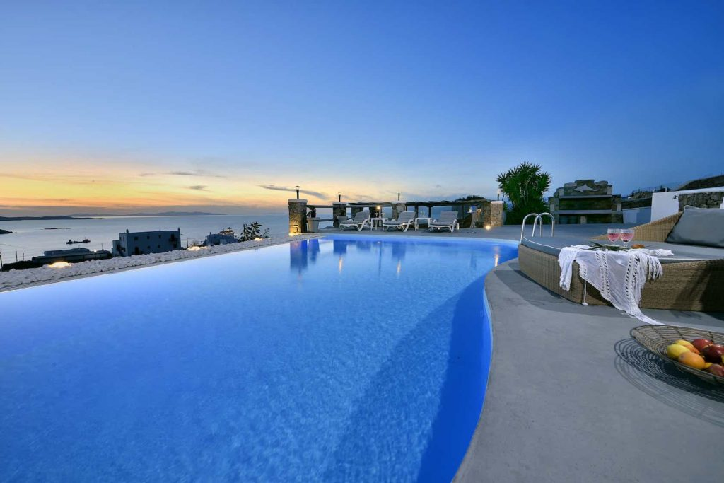 Mykonos luxury villa Ethereal4