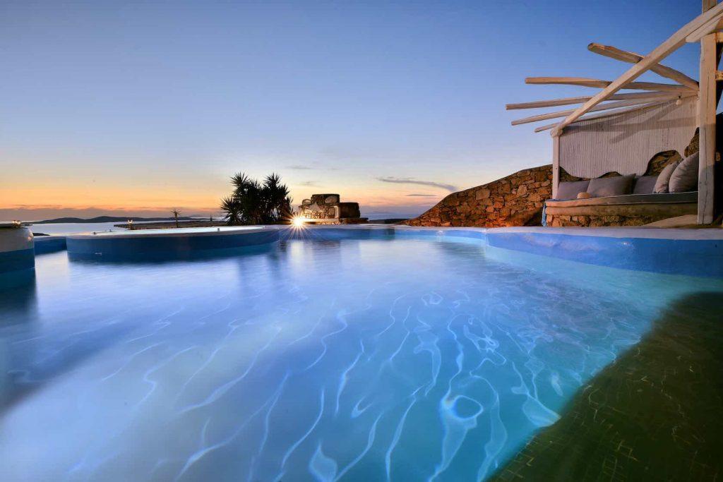 Mykonos luxury villa Ethereal5