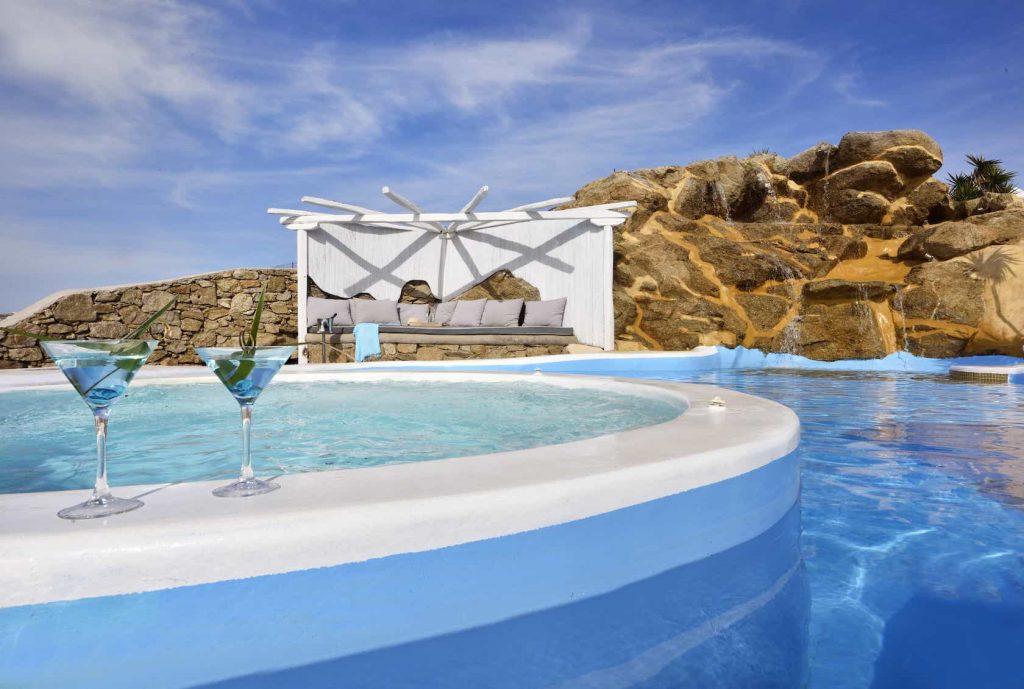 Mykonos luxury villa Ethereal7