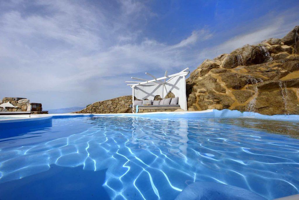 Mykonos luxury villa Ethereal8