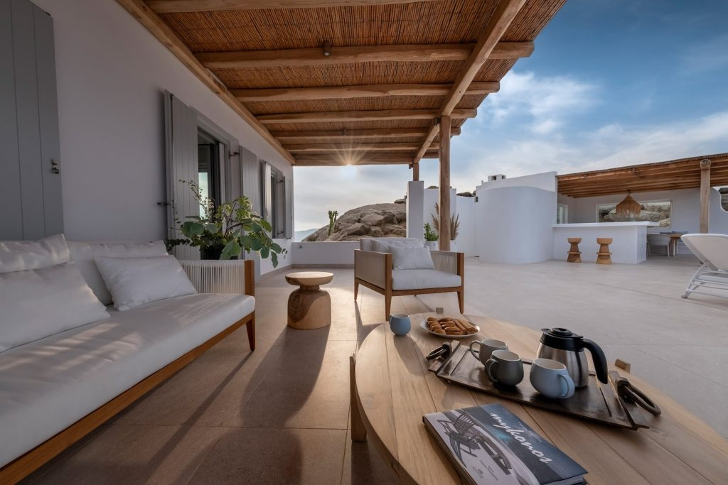 Mykonos Luxury Frederica Villa Frederica5