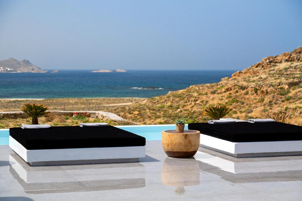 Mykonos Luxury Villa Ftelia Black I 0
