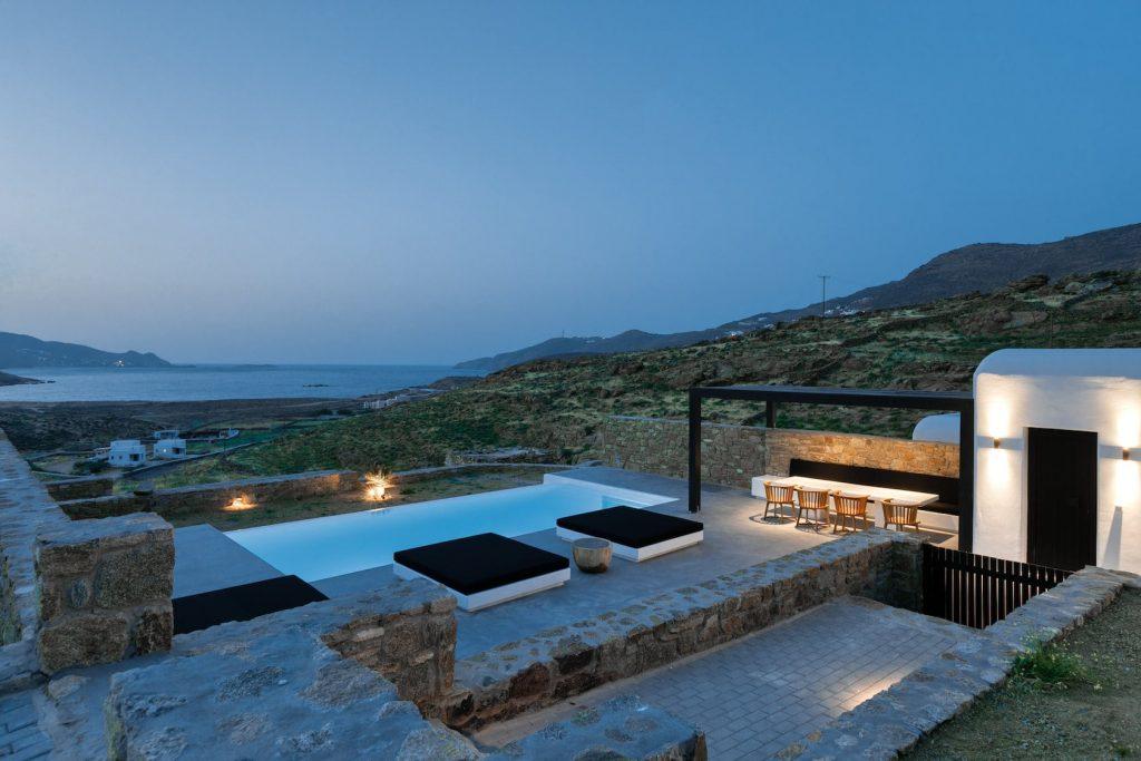 Mykonos Luxury Villa Ftelia Black II2