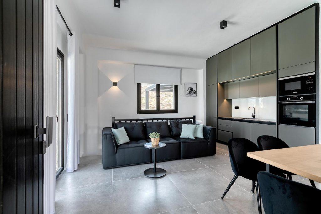 Mykonos Luxury Villa Ftelia Black III1