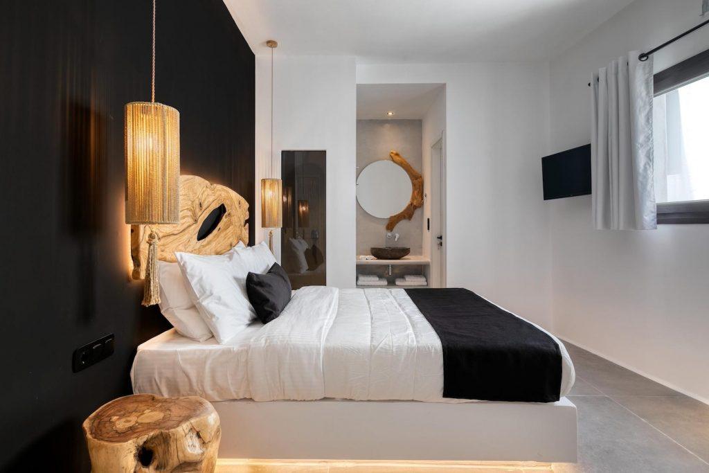 Mykonos Luxury Villa Ftelia Black III10