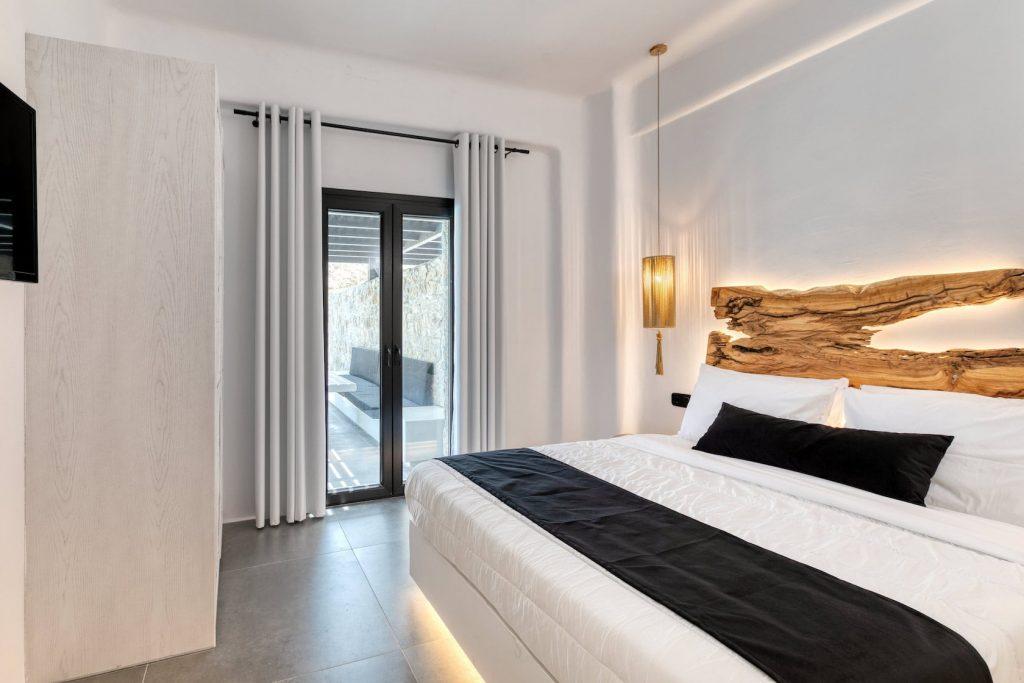 Mykonos Luxury Villa Ftelia Black III5