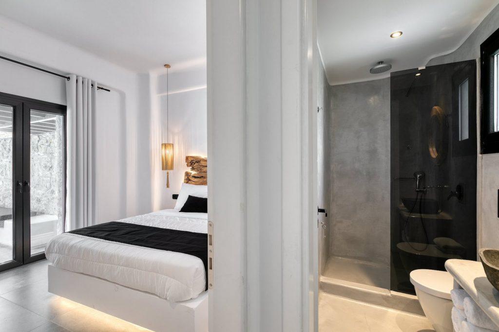 Mykonos Luxury Villa Ftelia Black III6