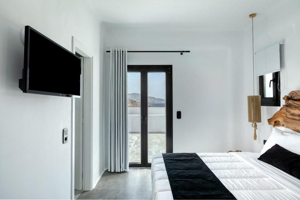 Mykonos Luxury Villa Ftelia Black IV13