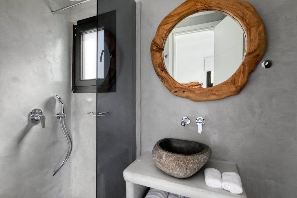 Mykonos Luxury Villa Ftelia Black IV15