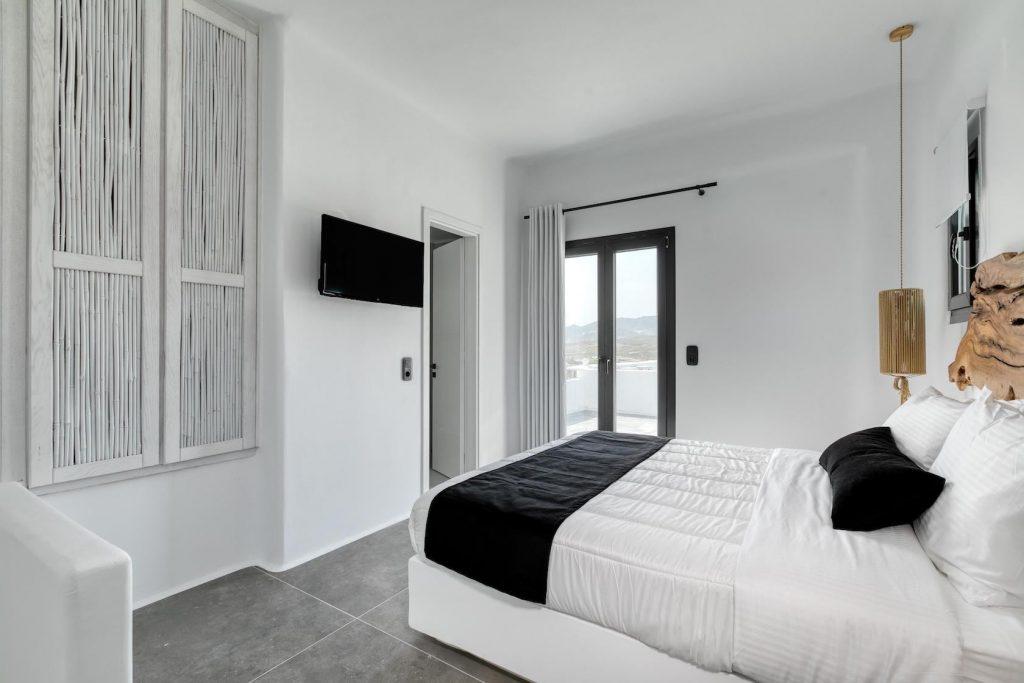 Mykonos Luxury Villa Ftelia Black IV16