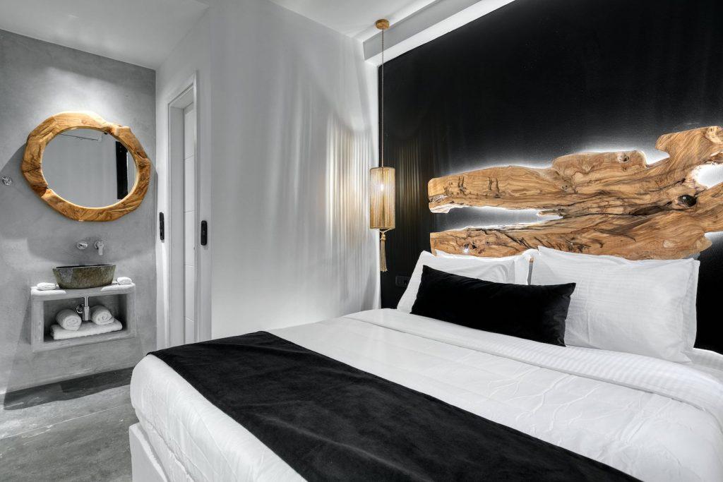 Mykonos Luxury Villa Ftelia Black IV17