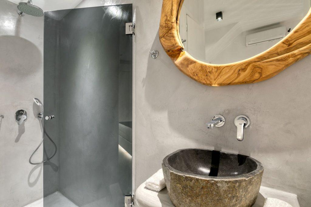 Mykonos Luxury Villa Ftelia Black IV18
