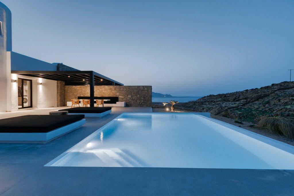 Mykonos Luxury Villa Ftelia Black IV2