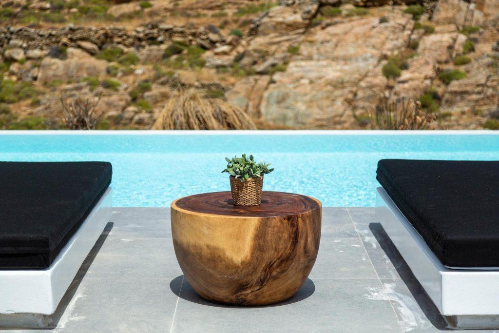 Mykonos Luxury Villa Ftelia Black IV9