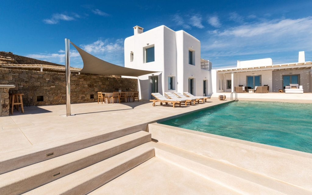 Mykonos Luxury Villa Hannah1