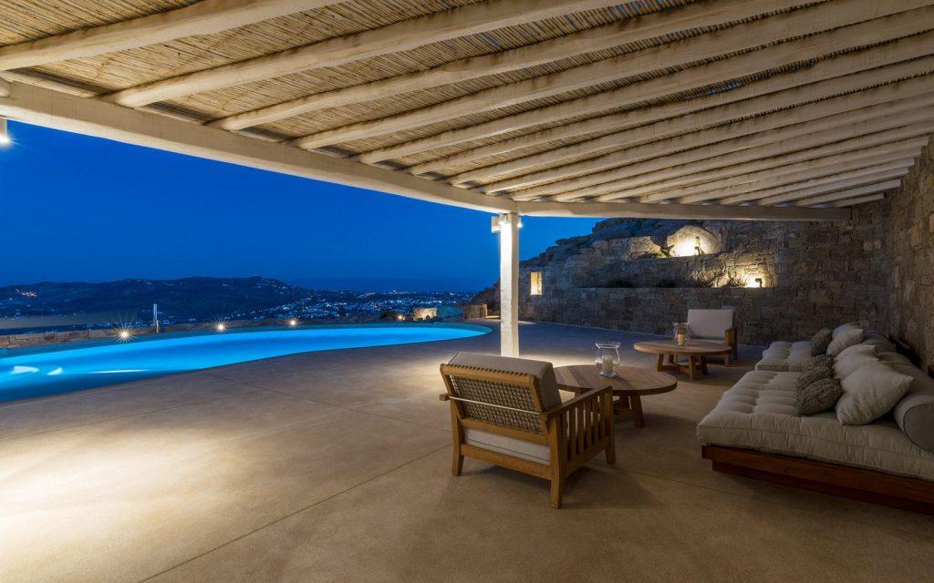 Mykonos Luxury Villa Hannah10
