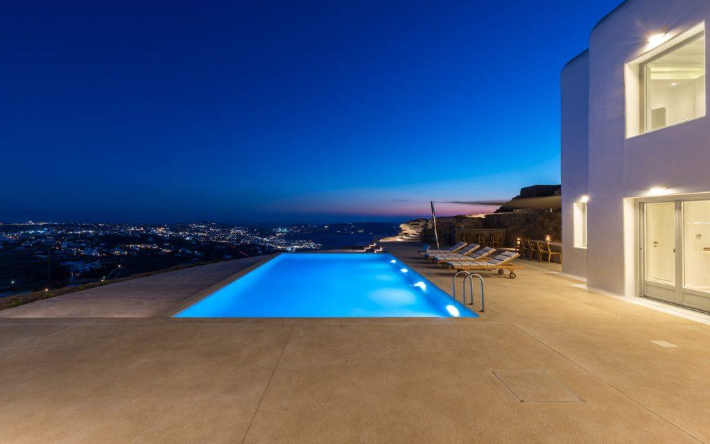 Mykonos Luxury Villa Hannah11