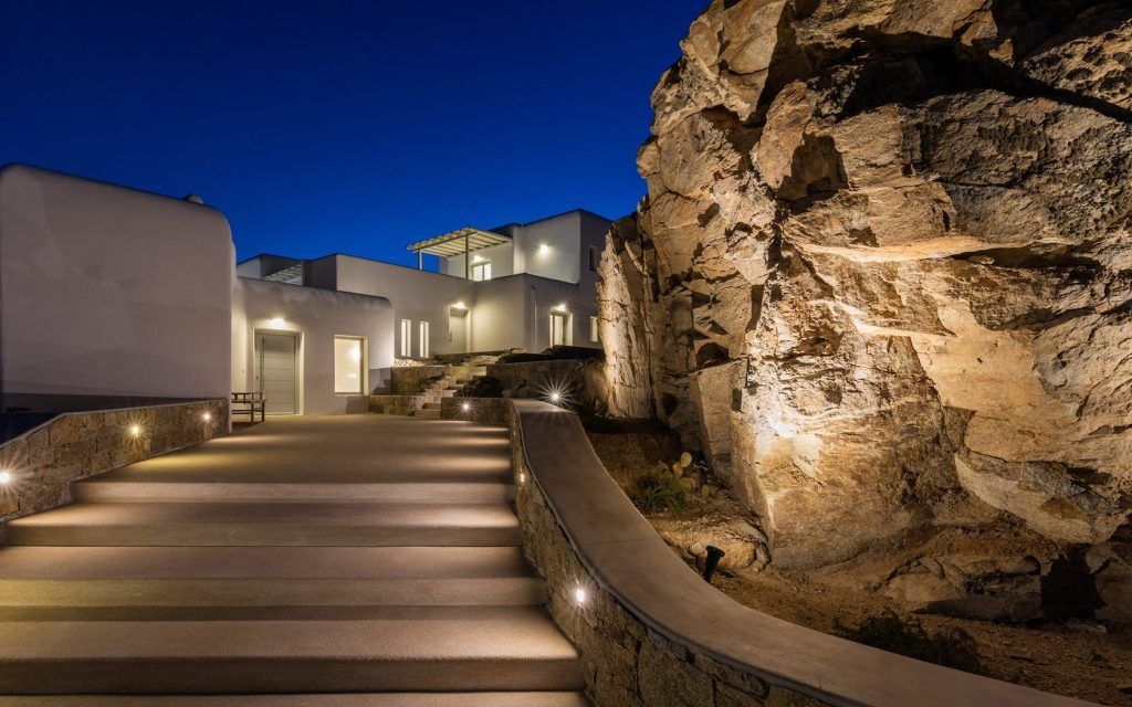 Mykonos Luxury Villa Hannah12
