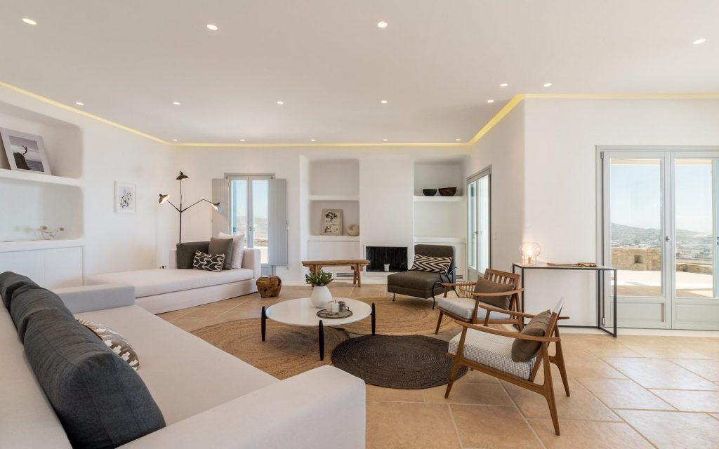 Mykonos Luxury Villa Hannah13