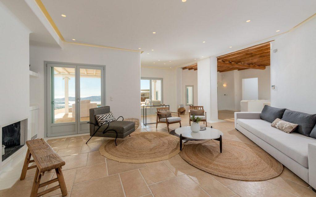 Mykonos Luxury Villa Hannah14