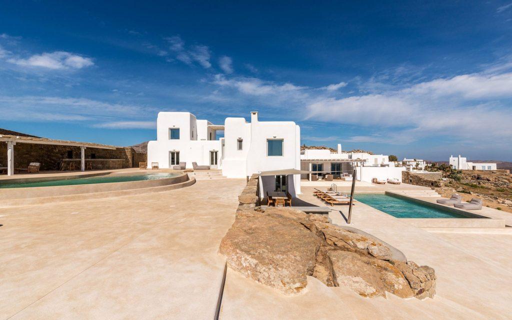 Mykonos Luxury Villa Hannah2