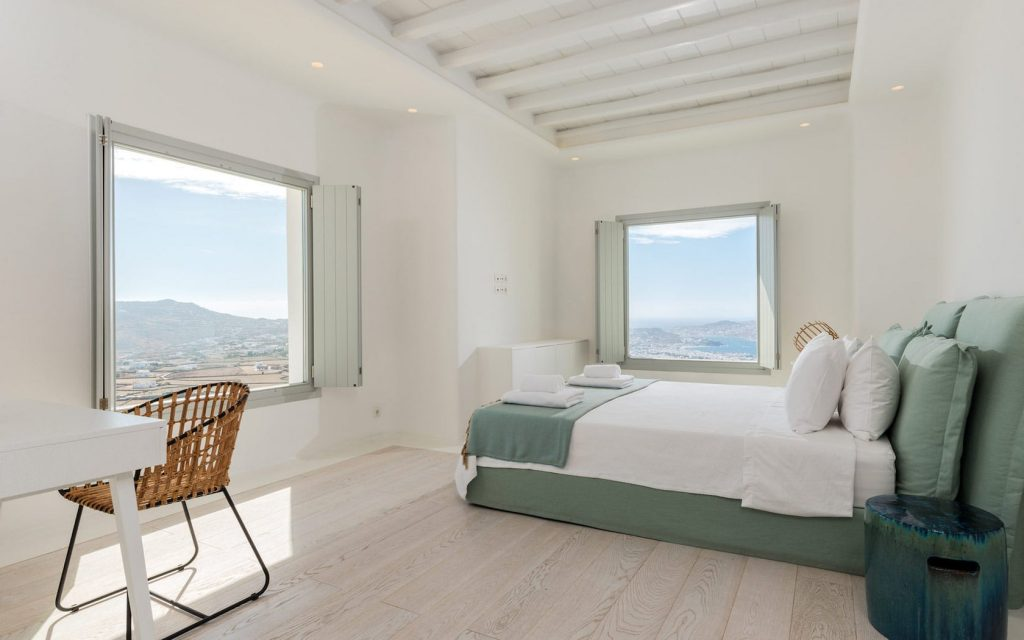 Mykonos Luxury Villa Hannah22